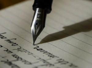 Improve your handwriting and learn calligraphy by going to our Resources page